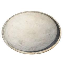 Rare Willy Guhl Saucer Planter or Fountain Bowl