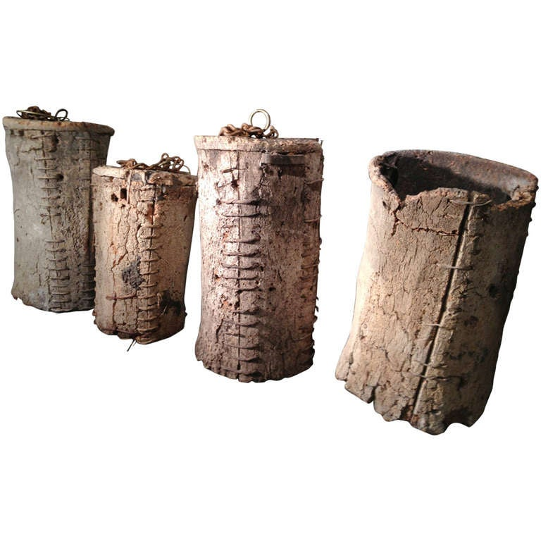 Four Fabulous Cork Beehive Pendant Lights At 1stdibs