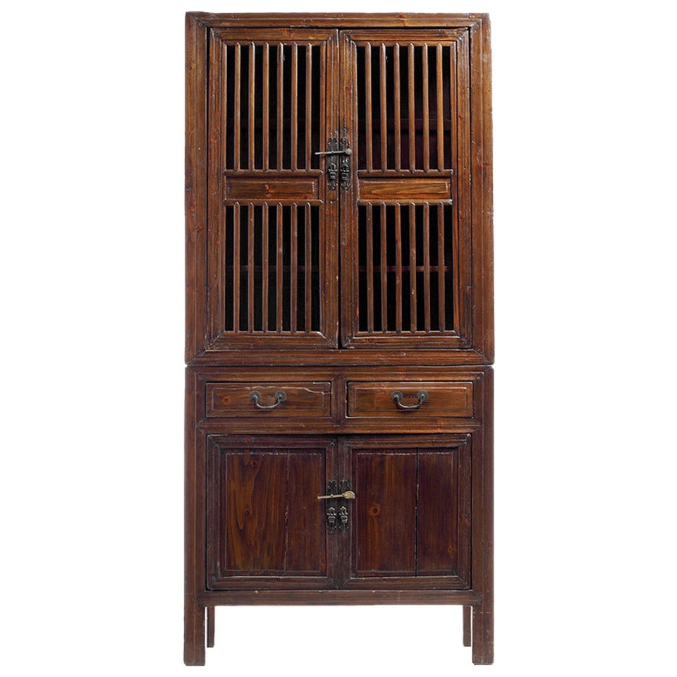 chinese kitchen cabinet for sale at 1stdibs shop antique china cabinets 2