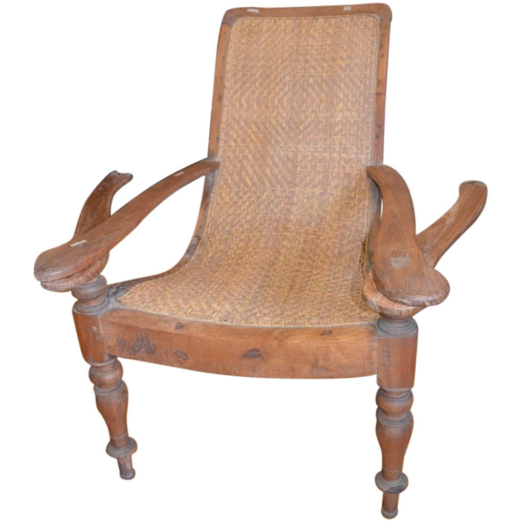 Plantation Chair 1 - Plantation Chair For Sale At 1stdibs