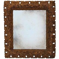 17th/ 18th Century Italian Mirror