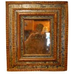 Gorgeous 17th Century Italian Mirror