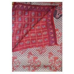 Vintage Indian Quilt Gudari