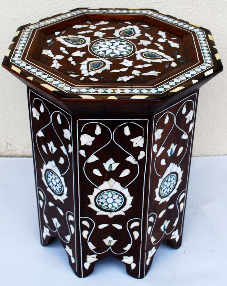 syrian table