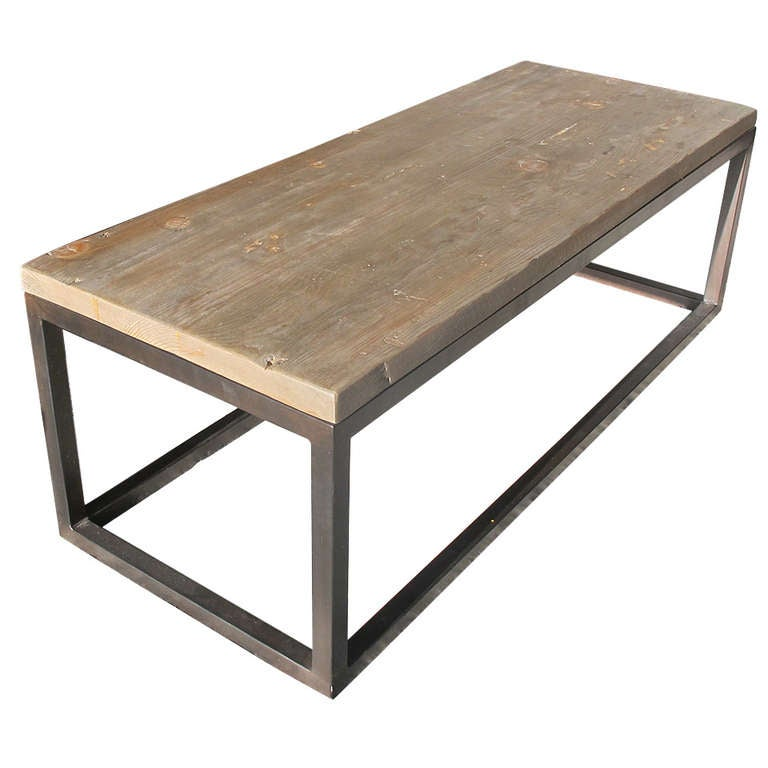Drift Coffee Table Haskell Design