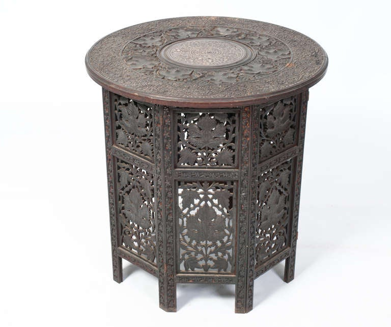 Beautiful anglo indian side table at 1stdibs Beautiful end tables