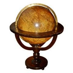 Early 19th Century Newton's Celestial Globe