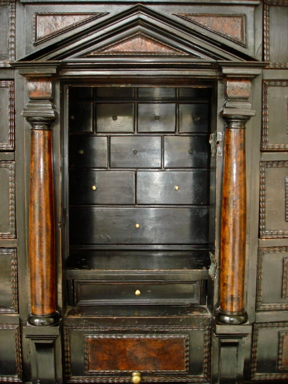 price kitchen cabinets 17th century flemish and burl vargueno cabinet at 1650