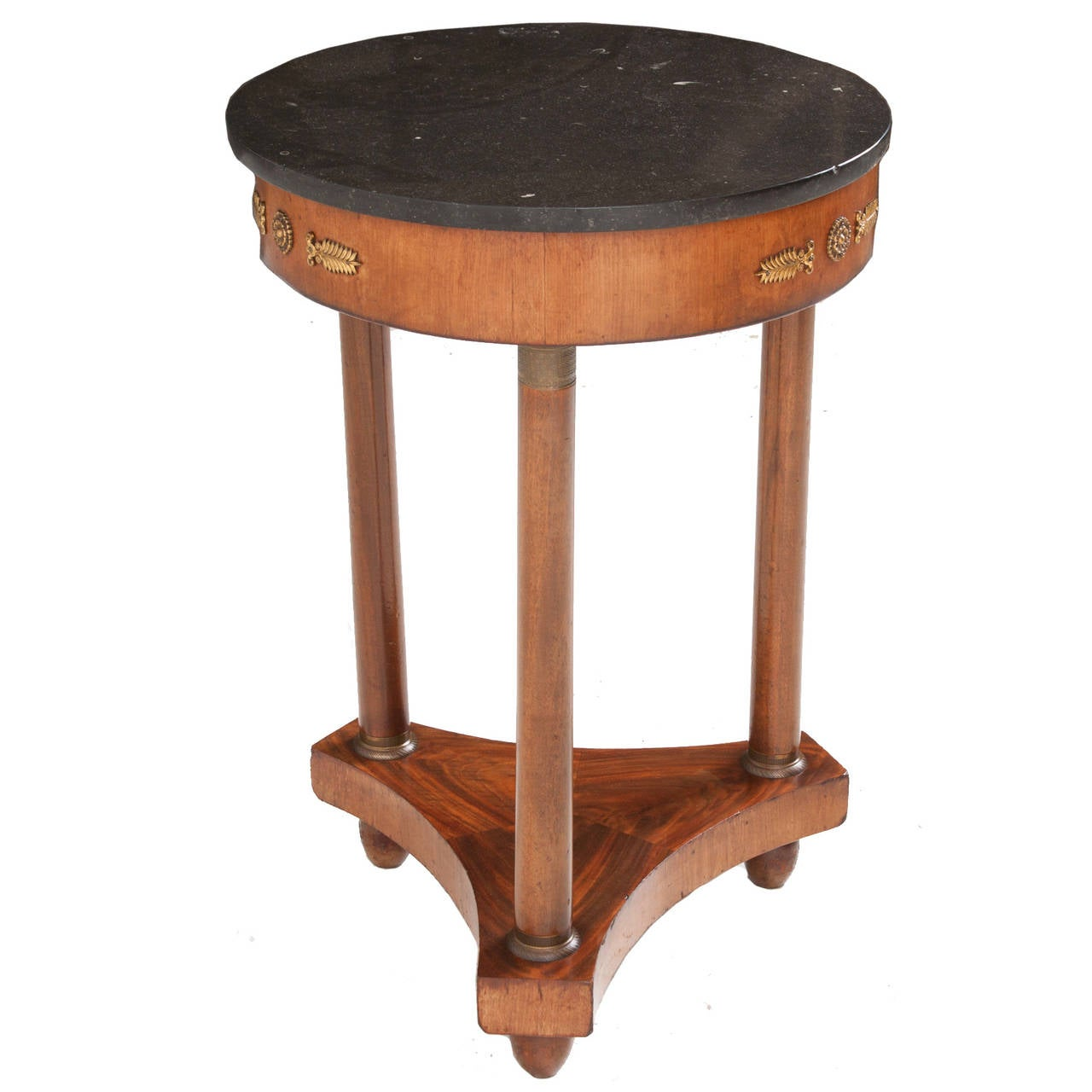 french 19th century petite empire gueridon table for sale