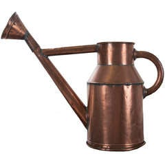 English Copper Watering Can