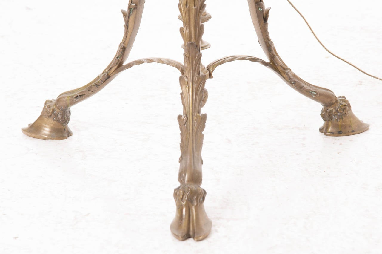 French 19th Century Victorian Floor Lamp 8