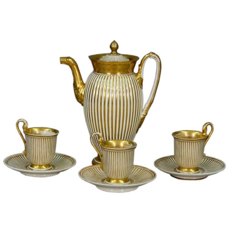 1850s French Old Paris Coffee Pot at 1stdibs : XXX864813149809651 from www.1stdibs.com size 768 x 768 jpeg 49kB