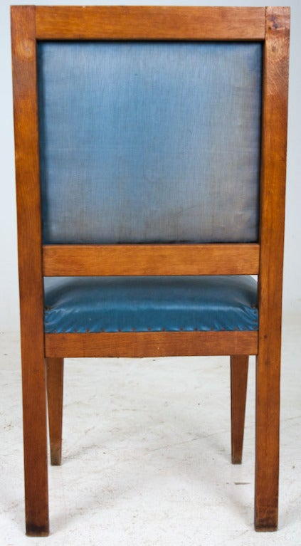 French 20th Century Train Station Chair Bench At 1stdibs