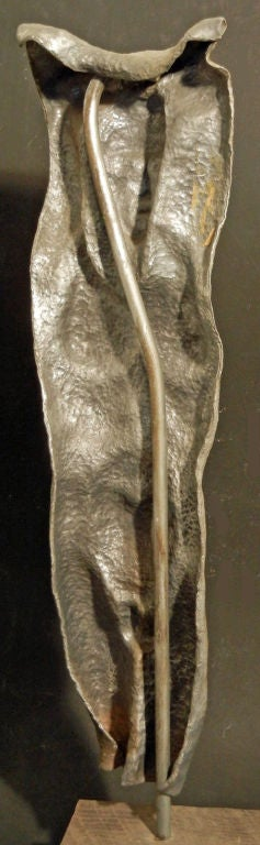 Wood Male and Female Nude Sculptures by Waylande Gregory For Sale