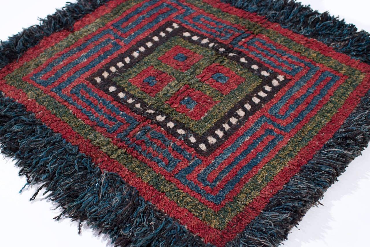 Tibetan Meditation Rug For Sale At 1stdibs