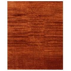 Spun Copper in Pure Silk