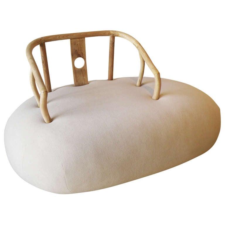 Harmony-Circle Chair at 1stdibs