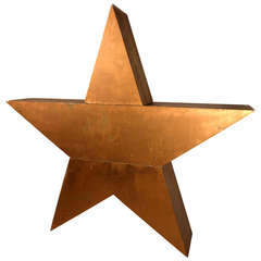 Giant Gold Star