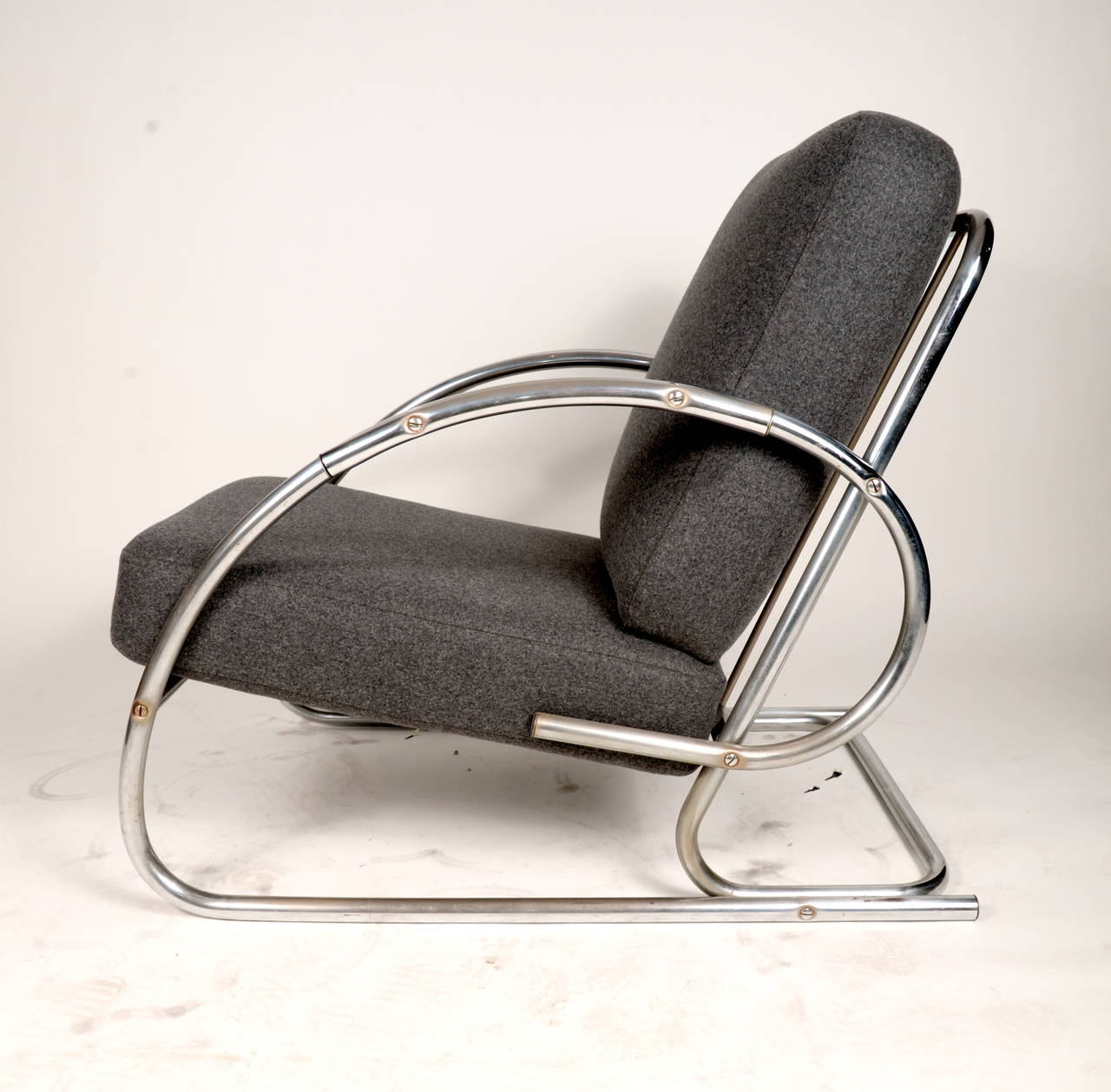 Pair Of Bauhaus Chairs At 1stdibs