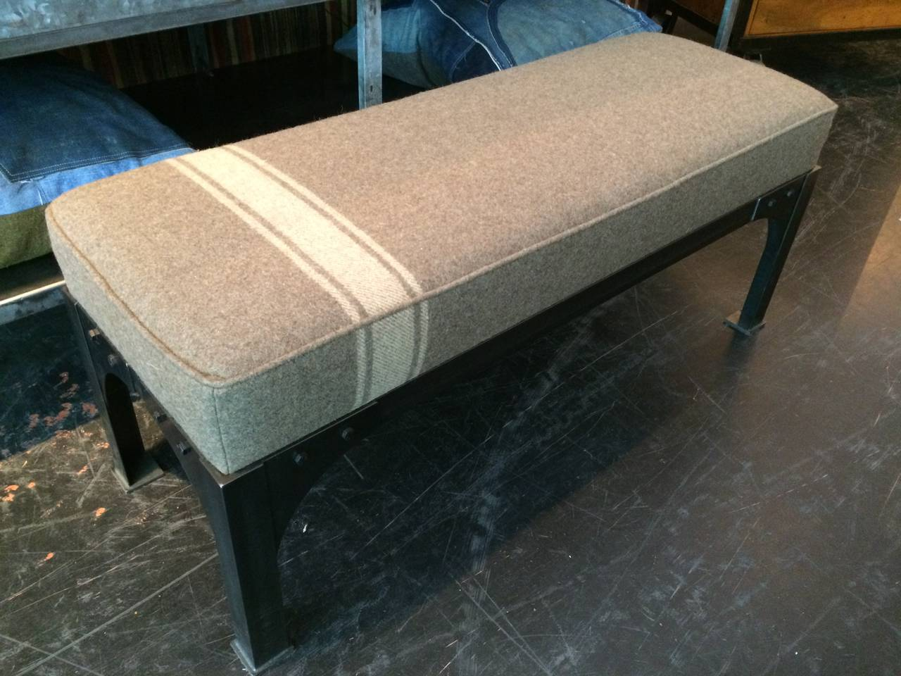 Military Bench 3
