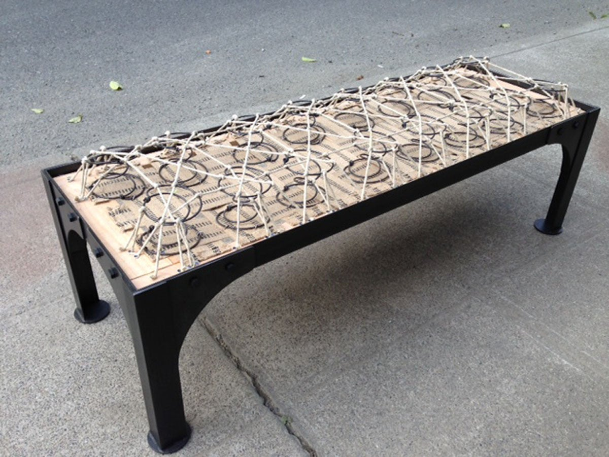 Military Bench 6