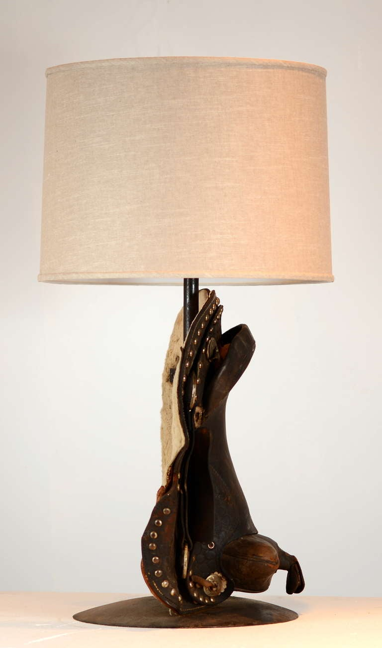 Saddle Table Lamp image 4