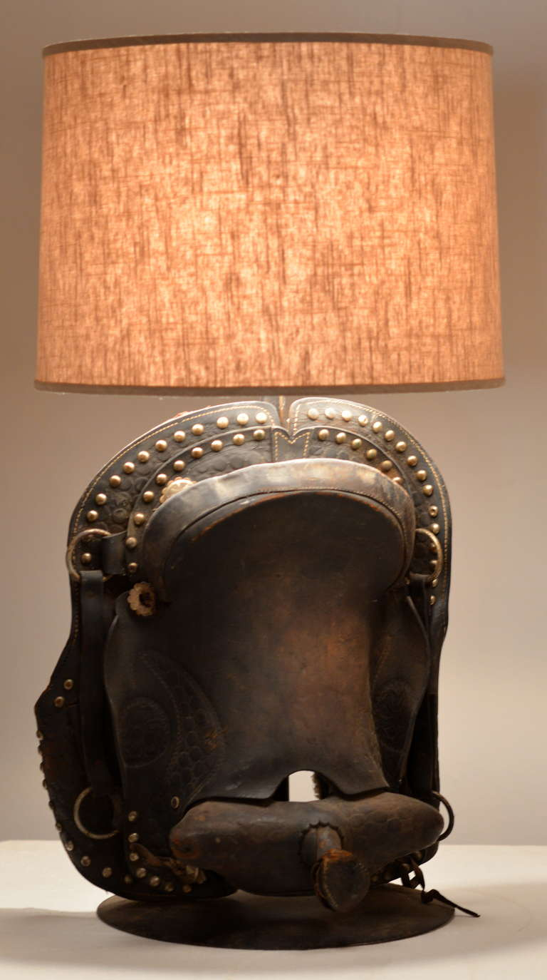 Saddle Table Lamp image 3