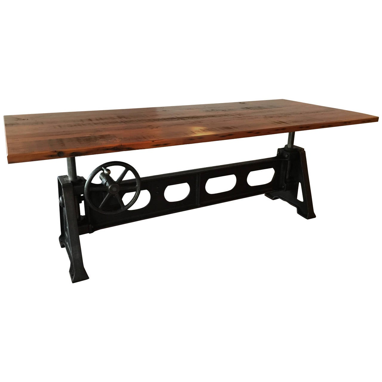 Adjustable Height Dining Table At 1stdibs
