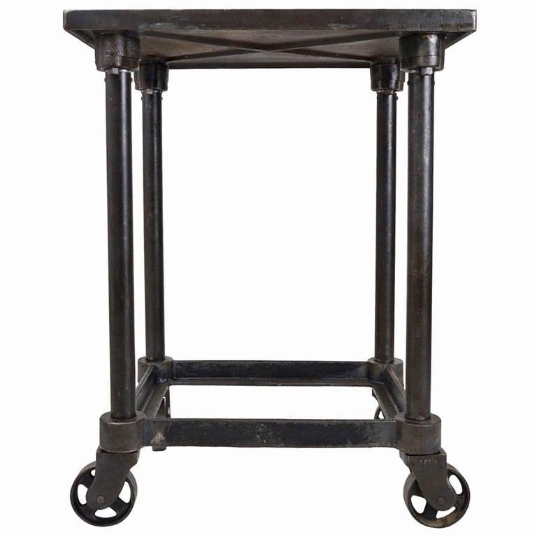 Lucite Pedestal Table Images