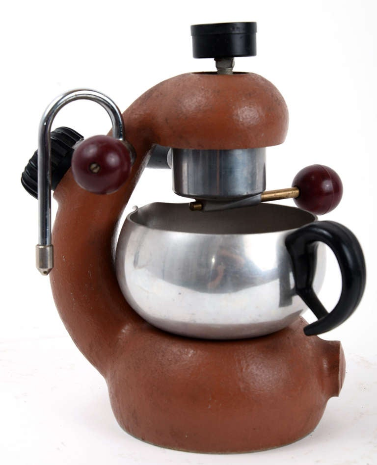 Atomic Coffee Maker Italy : The Atomic Espresso Maker at 1stdibs