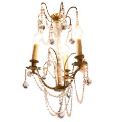 lovely vintage chandelier