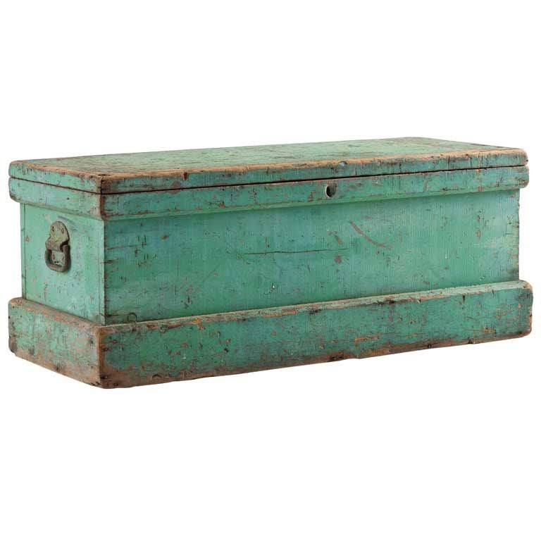 Sea Captains Trunk