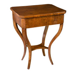 Early Biedermeier Table