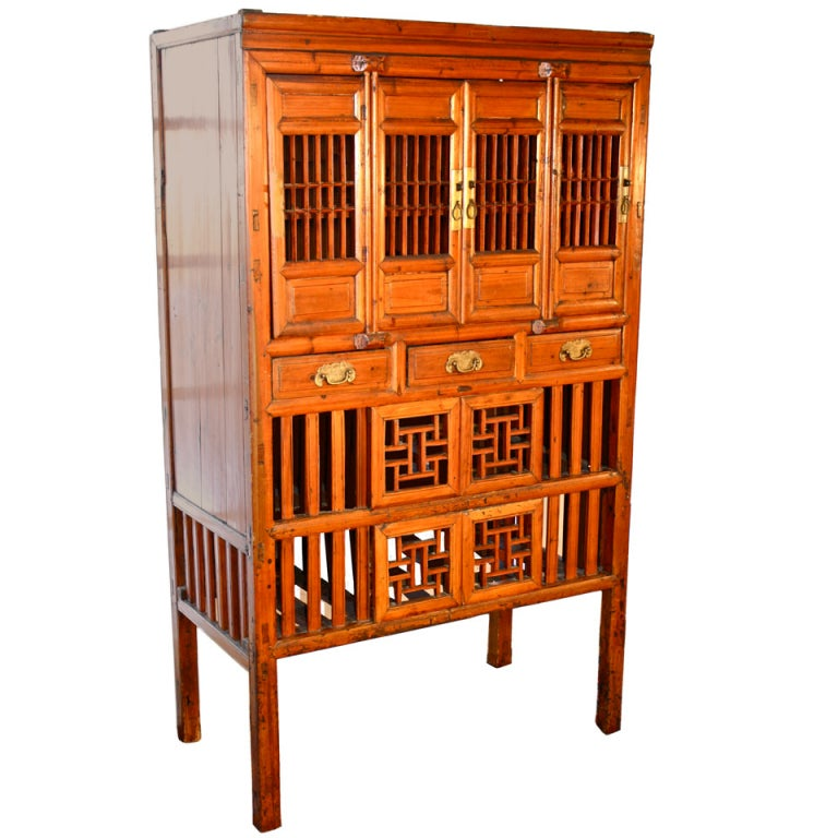 Chinese Culinary Cabinet