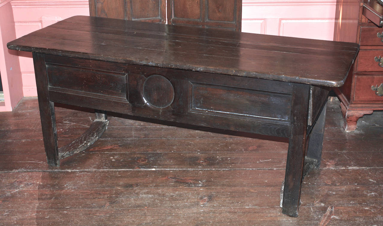 Early Georgian Refectory Table 10