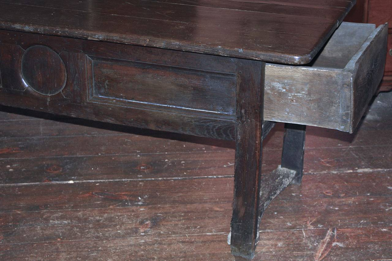 Early Georgian Refectory Table 7