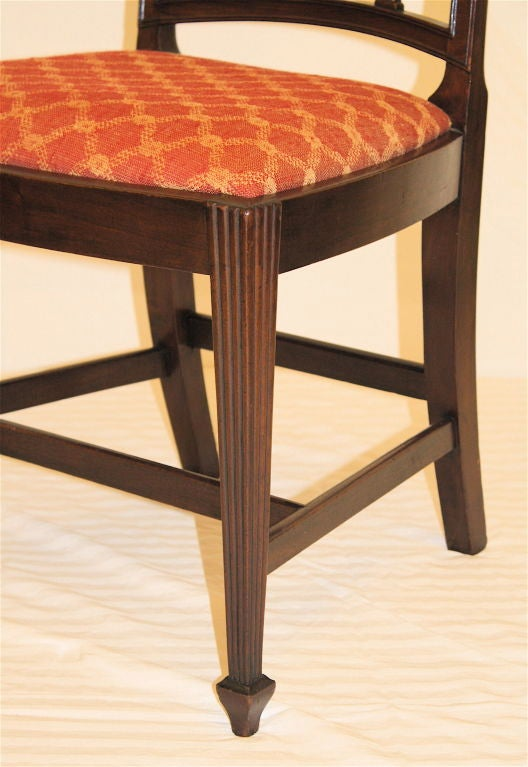 New york city federal slover and taylor dining chairs