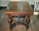 English Oak Draw-leaf Table Style of James I image 3