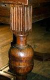 English Oak Draw-leaf Table Style of James I image 7