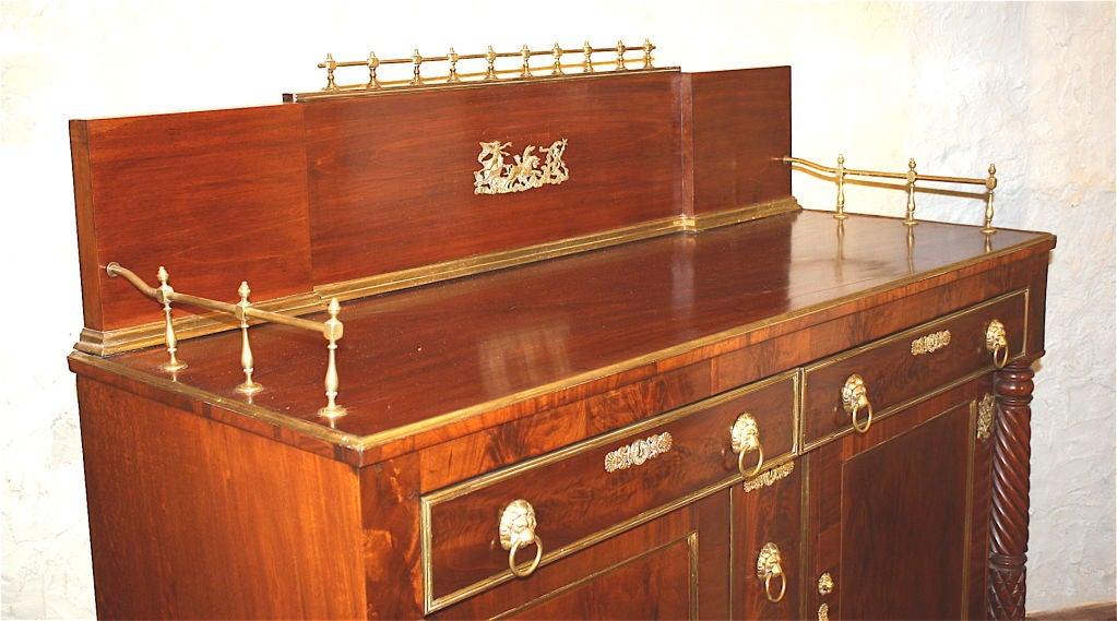 Emmons & Archibald Boston Classical Sideboard 5