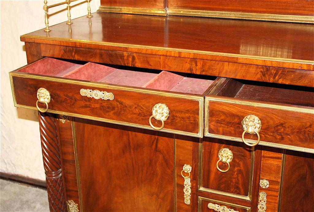 Emmons & Archibald Boston Classical Sideboard 6
