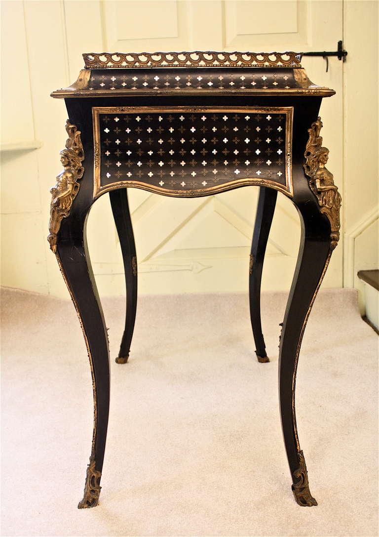 Napoleon III Sormani 'Rococo' Jardiniere Table 6