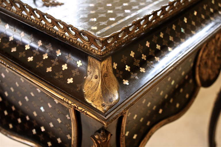 Napoleon III Sormani 'Rococo' Jardiniere Table 9