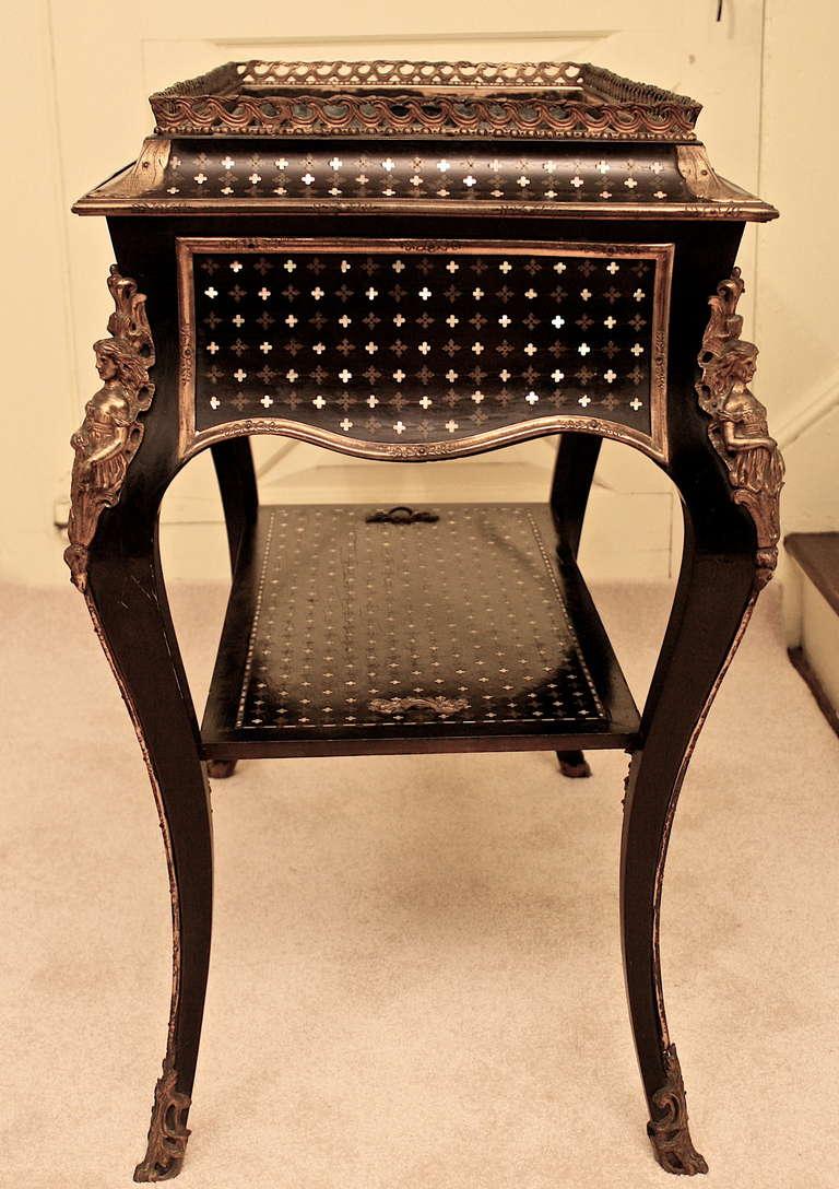 Napoleon III Sormani 'Rococo' Jardiniere Table 5