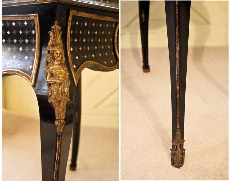 Napoleon III Sormani 'Rococo' Jardiniere Table image 10