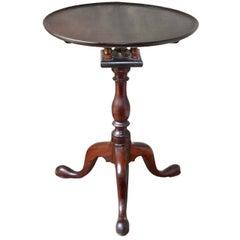 Pennsylvania Queen Anne Smaller Tilt-Top Table