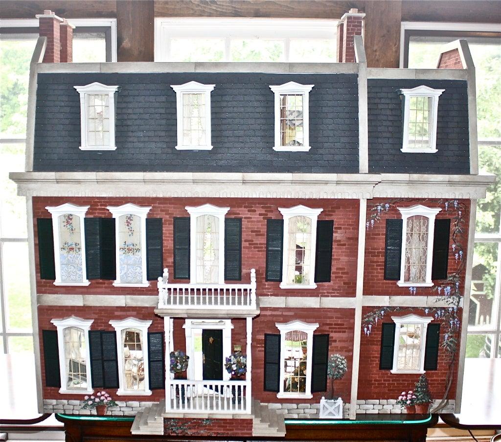 Kips Bay 1989 Decorator Dollhouse At 1stdibs