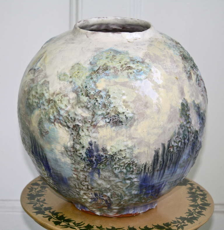 American arts and crafts pottery vase for sale at 1stdibs for Arts and crafts for sale