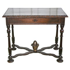 Louis XIV Desserte - Side Table