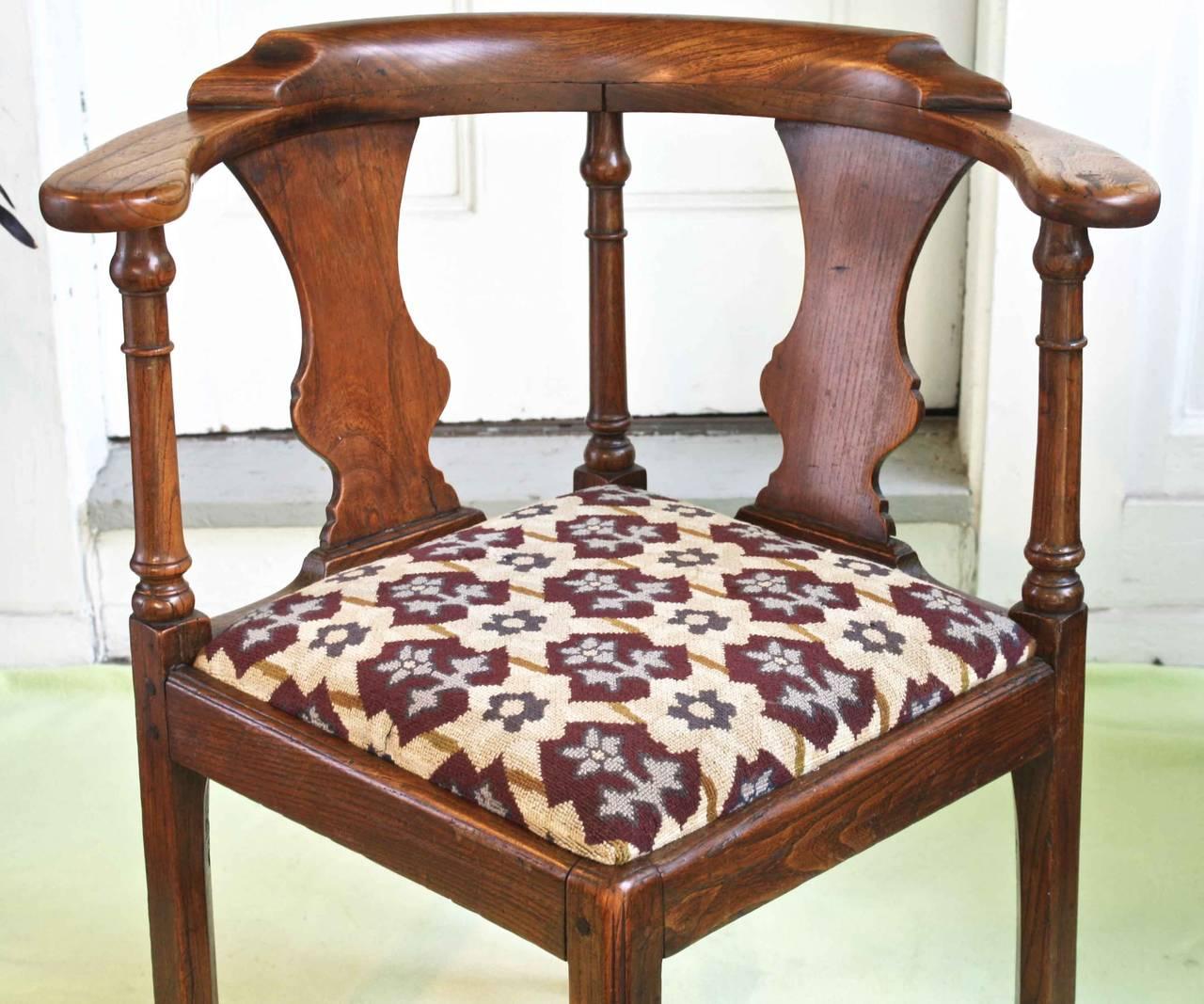 George II Corner Chair 5